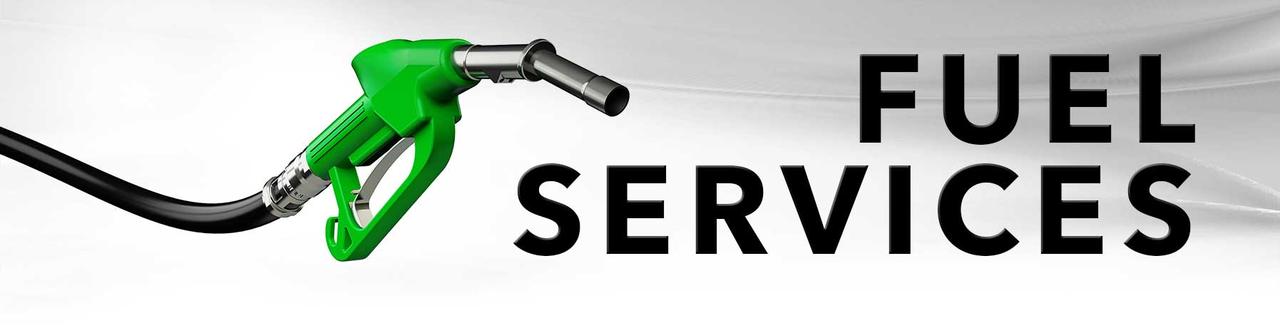 we provide fuel services